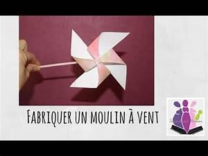 Moulin A Vent Enfant : diy fabriquer un moulin vent en papier paper windmill activit manuelle avec les ~ Melissatoandfro.com Idées de Décoration