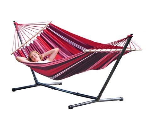 support chaise hamac summerset sumo rockstone samba fuego hamac avec support