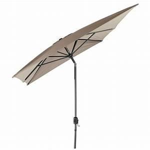 Grand Parasol Rectangulaire : grand parasol rectangulaire grand parasol dport rectangulaire 3 x 4 m parasol rotatif grand ~ Teatrodelosmanantiales.com Idées de Décoration