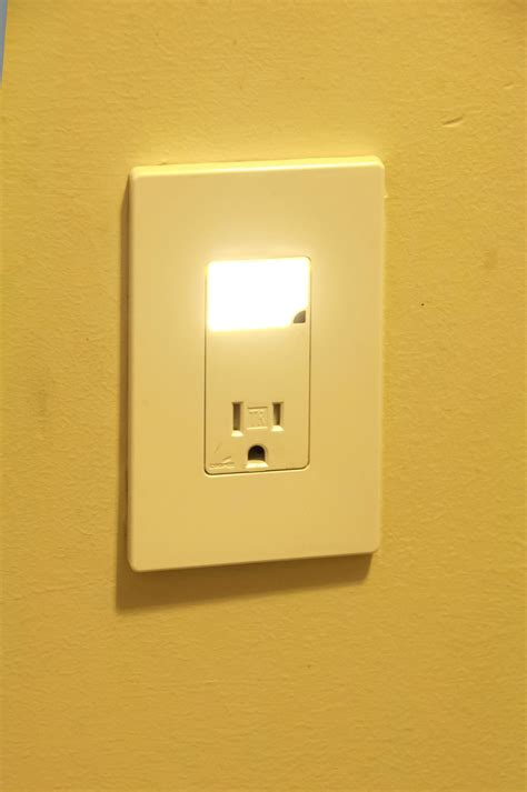 outlet plate night light wall plate night light online shop creative plug led