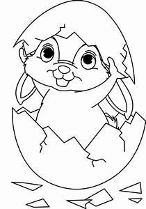 Ostereier Schablonen Zum Ausdrucken : kostenlose malvorlage ostern osterhase schl pft aus einem ei zum ausmalen ~ Yasmunasinghe.com Haus und Dekorationen