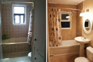 pictures of bathroom remodels before and after home