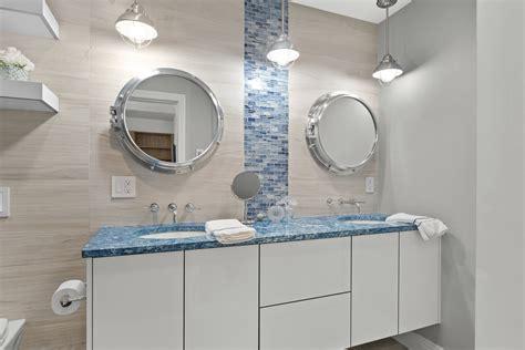contemporary beach themed master bathroom rhode kitchen