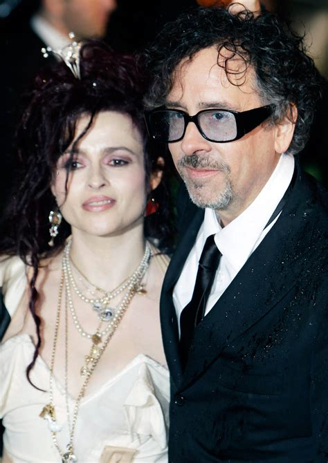 Märzhase Tim Burton by Tim Burton Y Helena Bonham Se Han Separado