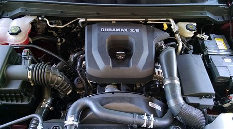 hood  gmc canyon duramax diesel testdriventv