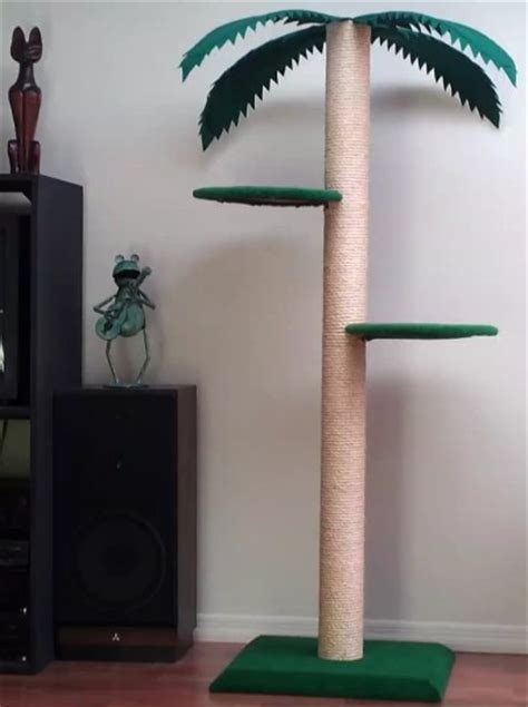 cool cat tree puts  cool  cat furniture
