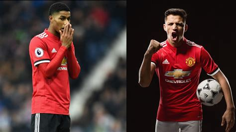 Rashford will meet Sanchez challenge head-on - Ghana ...