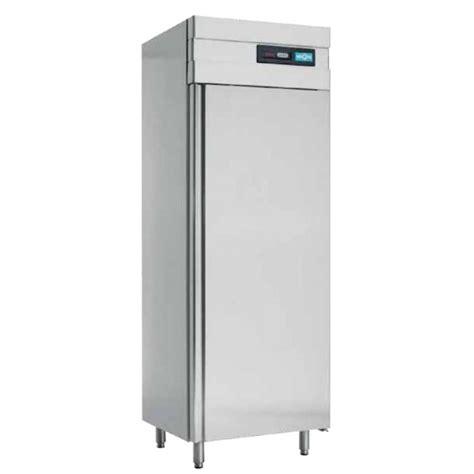 armoire frigo pro en inox positif 1p 60 x 40 cm pour boulangerie