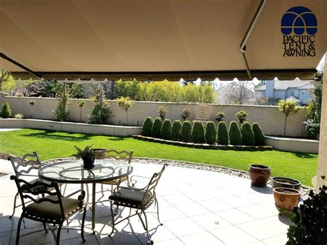 fixed awnings commercial