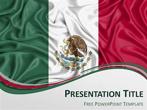 mexico flag powerpoint template presentationgocom With mexican themed powerpoint template