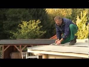 Dachpappe Verlegen Auf Holz : 3 turbodach miwo auf holz doovi ~ Frokenaadalensverden.com Haus und Dekorationen