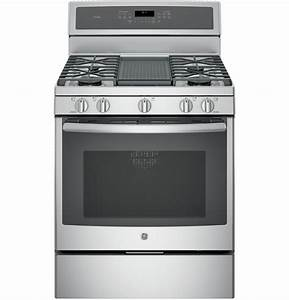 Ge Profile Stainless Gas Convection Range