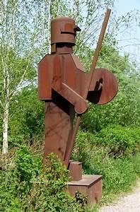 Skulpturen Aus Rostigem Stahl : natur im museum insel hombroich landschaft und kunst hand in hand n ~ Sanjose-hotels-ca.com Haus und Dekorationen
