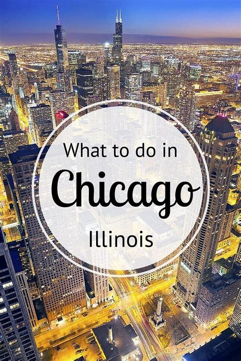 city guide what to do in chicago tips from a local y