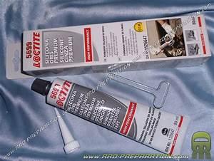 Pate A Joint Moteur : p te joint loctite silicone grise m tale 80ml ~ Melissatoandfro.com Idées de Décoration