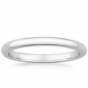 Fairmined 2mm Comfort Fit Wedding Ring Brilliant Earth