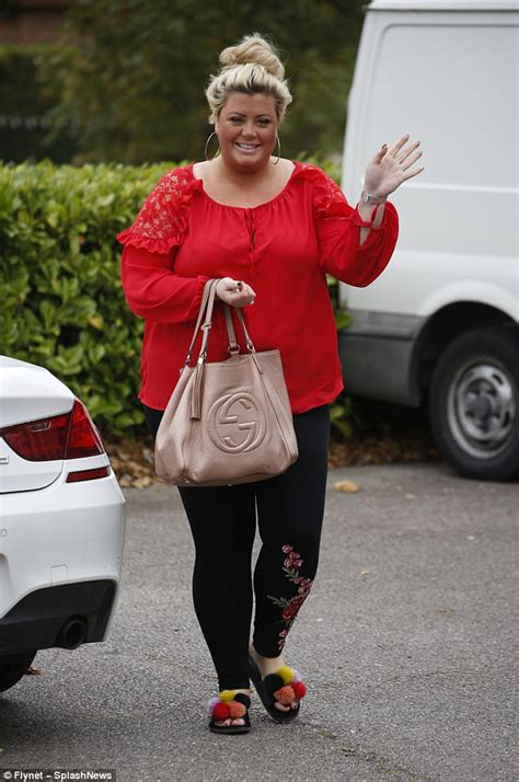 Gemma Collins Jokes She May Sue Bbc For Her Onstage Fall