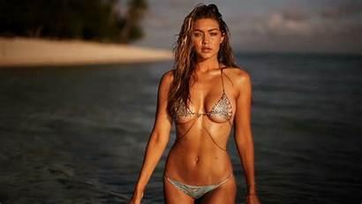 Swimsuit Gigi Hadid Si Illustrated Sports Bikini