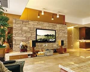 Myhome 3d Wallpaper Home Interior Decorative Materials ...
