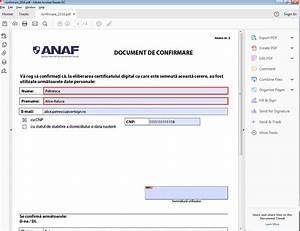 Semnarea electronica a unui pdf cu camp de semnatura in for Sign documents acrobat dc