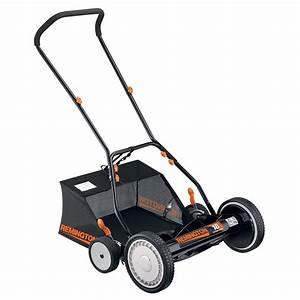 Manual Push Lawn Mower