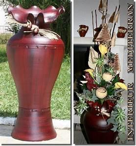 Keramik Geschirr Mediterran : top bodenvase 60cm aus keramik vase amphore mediterran ebay ~ Michelbontemps.com Haus und Dekorationen