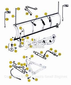 Western Western Snow Plow Parts Diagram For Snow Plow Parts