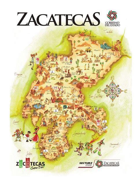 zacatecas mexico cartografico mexico tradiciones