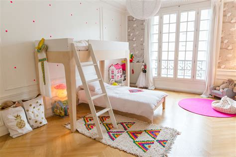 chambre lit jumeau 001 je veux une chambre d 39 enfant quot épurée quot et quot colorée
