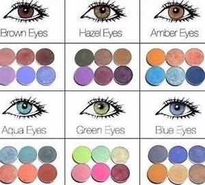 Quel Fard A Paupiere Pour Yeux Marron : quel couleur de maquillage pour les yeux marron beauty maqui ~ Melissatoandfro.com Idées de Décoration