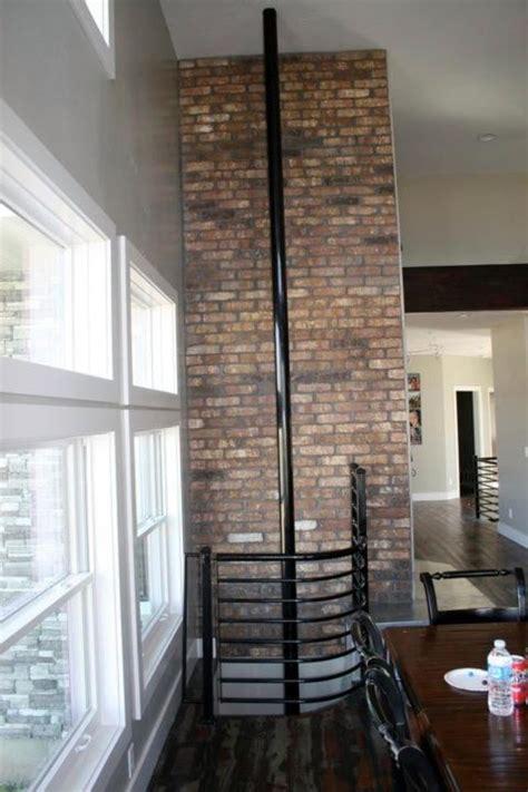 House with Fire Pole