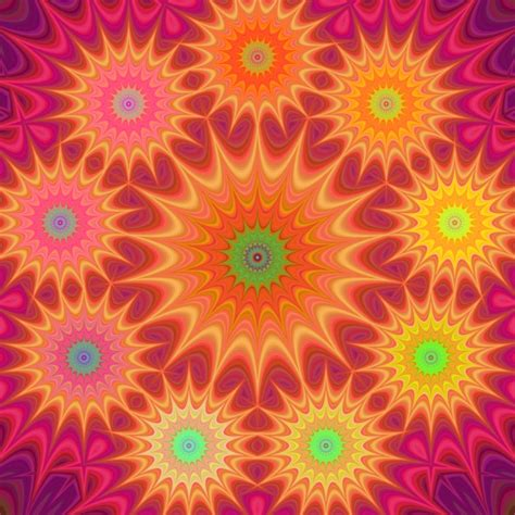Hippie Backgrounds Amazing Hippie Background Vector Free