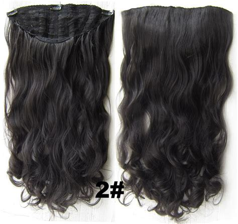 24 Inch Women Curly And Long Good Quality One Piece 7