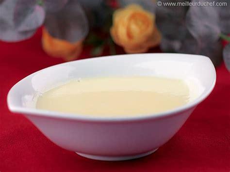 ustensile de cuisine en c faire sa crème anglaise rapidement en un tour de meilleurduchef com