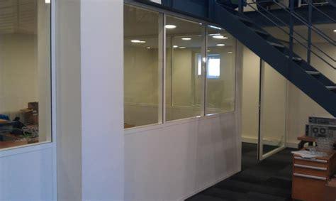 cloison de bureau amovible gt cloison amovible modulaire de bureau am 233 nagement de bureau