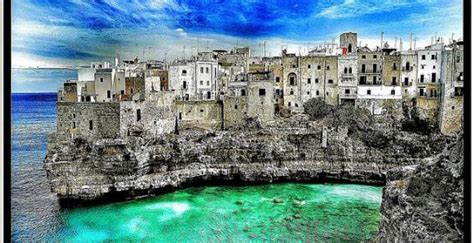 pearl   adriatic polignano  mareprovince bari