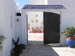 Porche Entrée Maison : porche d 39 entr e photo de dar janoub maison d 39 h tes ~ Premium-room.com Idées de Décoration