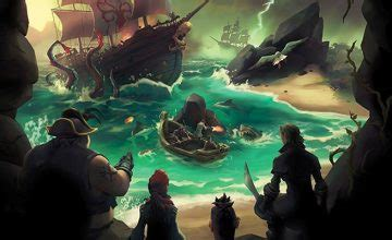 Sea of thieves is an xbox play anywhere game; 'Sea of Thieves' Xbox E3 Live Stream: Find Out When and ...