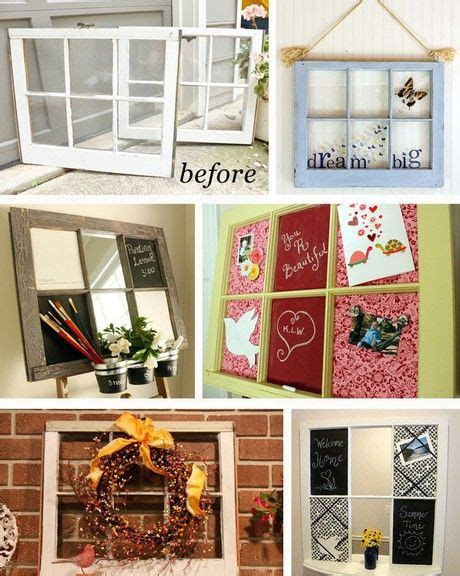 537 Best Images About Upcycling ~ Windows And Shutters On