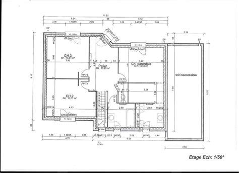 plans maison toit plat 160m2 40 messages