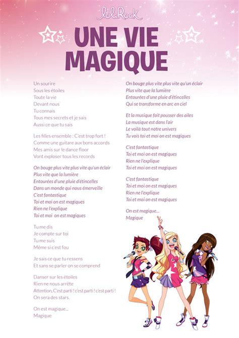 lolirock une vie magique parole nono31