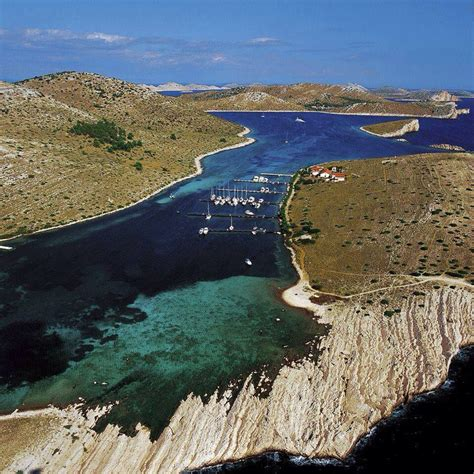 Pescatori Croazia by Kornati Islands Near Zadar And Sv Filip And Jakov In