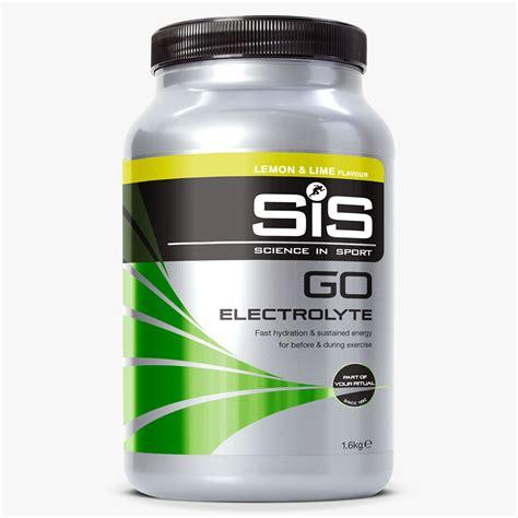 SiS - GO Electrolyte - TRU·FIT