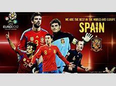 Daftar Lengkap Pemain Team Spanyol Spain di Piala Euro 2012