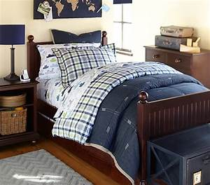 Catalina cottage bed pottery barn kids for Catalina bedroom set pottery barn