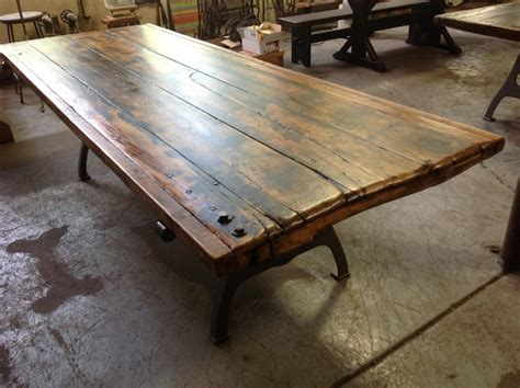 tables made from doors salvaged door tables traditional dining tables