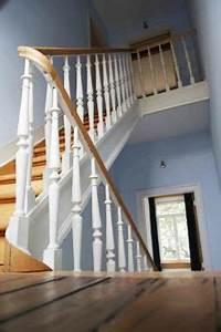peinture cage escalier peinture cage d39escalier pinterest With peindre une cage d escalier 0 avant pendant apras de la cage descalier la