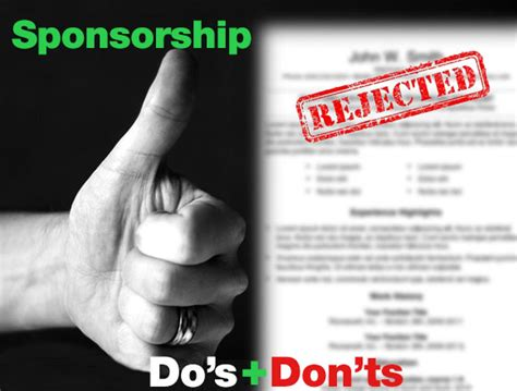 industry panel sponsorship do s and don ts bmx racing