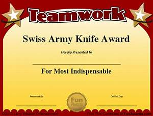 funny employee awardstm 101 funny awards for employees With fun award templates