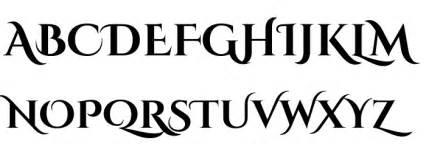 cinzel decorative bold font